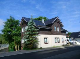 Pension Oberhof 810 M