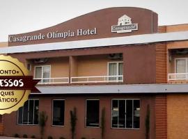 Casagrande Olímpia Hotel