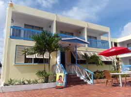 Carib Blue Apartments