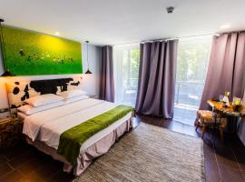 """"""" The One """", Adults Only Boutique & Luxury Design Hotel"""