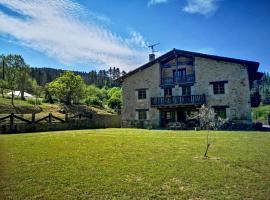 Casa de campo Caserío Sautu Goikoa (España Orozko) - Booking.com