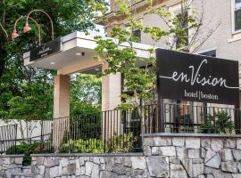 enVision Hotel Boston - Longwood, an Ascend Hotel Collection Member