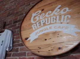 Gecko Republic Jungle Hostel