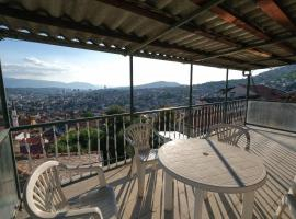 Best terrace view in the heart of Sarajevo
