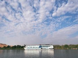Radamis I Nile Cruise - Every Saturday from Luxor & Every Wednesday from Aswan