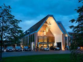 لندن سايون بارك، أحد فنادق وولدورف أستوريا