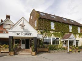 Raven Hotel, Hook