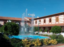 Hotel Labrador, Navalcarnero (Perto de Valmojado)