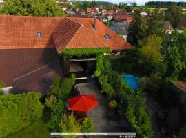 Bijou Hotel / Love and Romance, Kallnach (Perto de Kerzers)