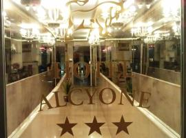 Hotel Alcyone, Veneza