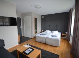 Hotell Svanen, Kalmar