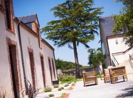 La Ferme Du Blanchot, Crossac (рядом с городом Pontchâteau)