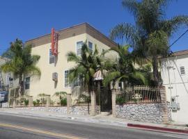 Trylon Hotel - Hollywood