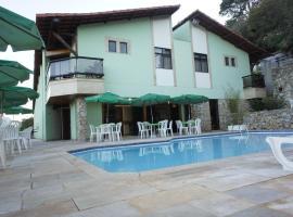 Hotel Solar Corte Real, Sabará (Perto de General Carneiro)