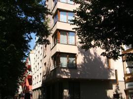 Lazensky Hotel Park, Poděbrady