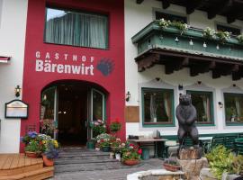 Gasthof Bärenwirt, Fusch an der Glocknerstraße