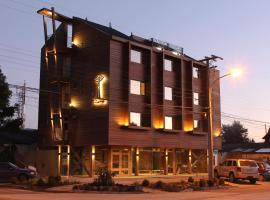 Hotel Rangi Pucon