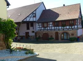 Ferme Martzloff, Breuschwickersheim