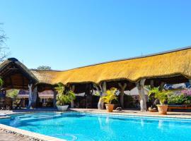 Inyanga Safari Lodge