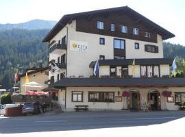 Cresta Hotel, Klosters