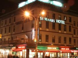 St Marks Hotel, Nova York