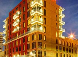 Hampton Inn and Suites Austin University Capitol