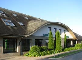 Hotel Berzkalni, Bauska