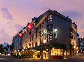 Hotel Basel - urbane Tradition und Moderne