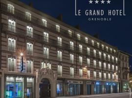 Le Grand Hôtel Grenoble