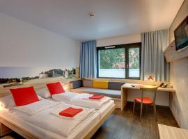 MEININGER Hotel Wien Downtown Franz, Viena