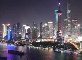 فندق شنغهاي بوند جنوب الصين مطل على الميناء