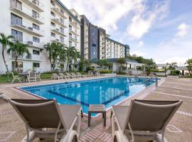 Oceanview Hotel and Residences, Tumon