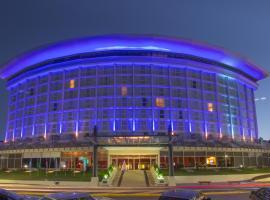 Howard Johnson Plaza Resort & Casino Mayorazgo, Paraná