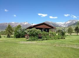 Pine Creek Cabin Livingston Montana, Livingston