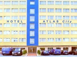 فندق أتلاس سيتي