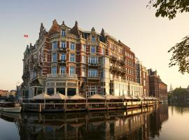 De L'Europe Amsterdam – The Leading Hotels of the World