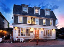 Bouchard Restaurant & Inn, Newport