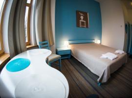 Moja accommodation