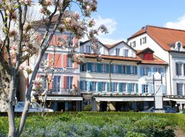 فندق دو بور