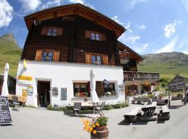 Alpenblick, Juf (Gần Bivio)