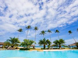 Samui Orchid The Ocean Resort, Praia de Laem Set