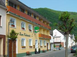 Gasthaus Zum Rebstock, Hirzenach