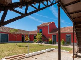Palacete da Real Companhia do Cacau - Royal Cocoa Company Palace, Montemor-o-Novo