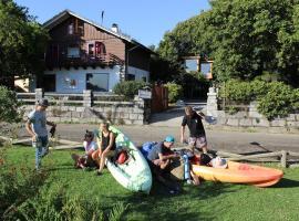 Chili Kiwi Lakefront Backpackers
