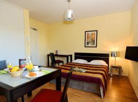 Appart'Hotel Odalys Olympe, Antibes