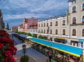 Pietrak Hotel, Gniezno