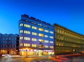 Myo Hotel Mysterius, Praga