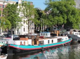 A359 Private Houseboat Amsterdam City Centre