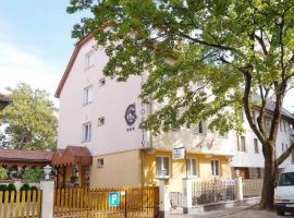 Corvin Hotel, Győr