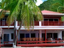 Fort Recovery Villa Suites Hotel, Freshwater Pond